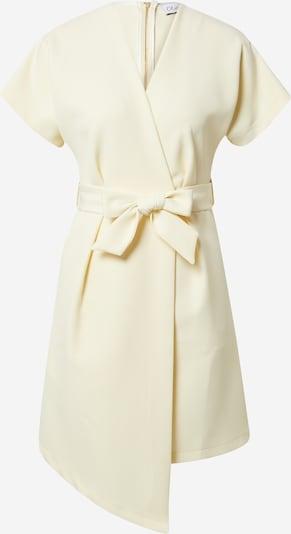 Closet London Robe en jaune pastel, Vue avec produit