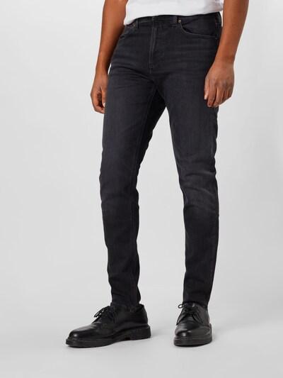 Džinsai 'MILES' iš Tommy Jeans , spalva - juodo džinso spalva, Modelio vaizdas