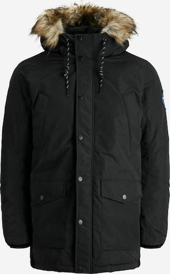 Produkt Parka d'hiver en marron / noir, Vue avec produit