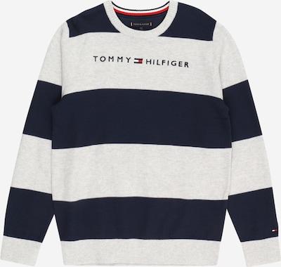 Pullover 'RUGBY' TOMMY HILFIGER di colore navy / grigio, Visualizzazione prodotti