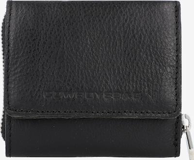 Amsterdam Cowboys Geldbörse in schwarz, Produktansicht