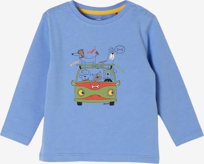 s.Oliver Shirt in pastellblau / hellblau, Produktansicht
