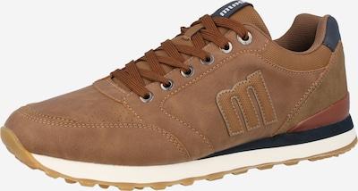 MTNG Sneakers laag 'PORLAND' in de kleur Bruin, Productweergave