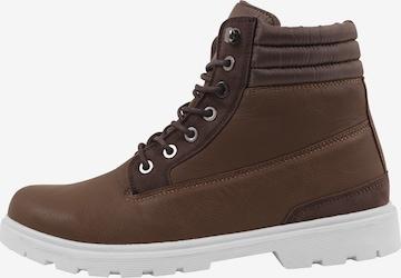 Urban Classics Boots in Braun