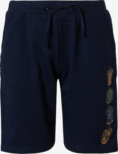 Harry Potter Sweatshorts in blau, Produktansicht