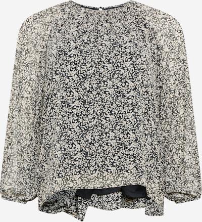 Vero Moda Curve Bluse 'VMSAFFRON' in schwarz / weiß, Produktansicht