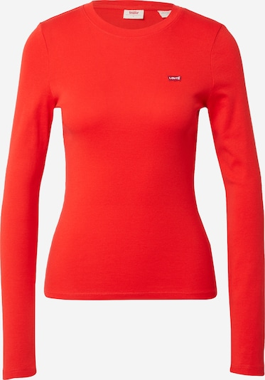 LEVI'S Shirt 'Baby' in rot, Produktansicht
