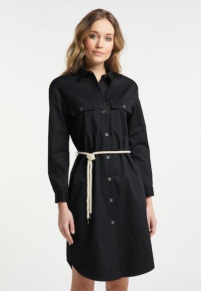 DreiMaster Vintage Kleid in schwarz, Modelansicht