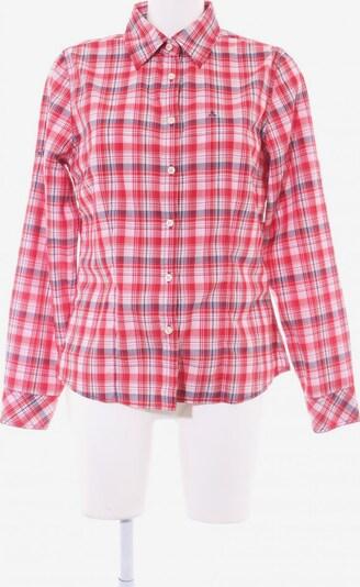 Schöffel Langarmhemd in L in dunkelblau / dunkelrot / weiß, Produktansicht