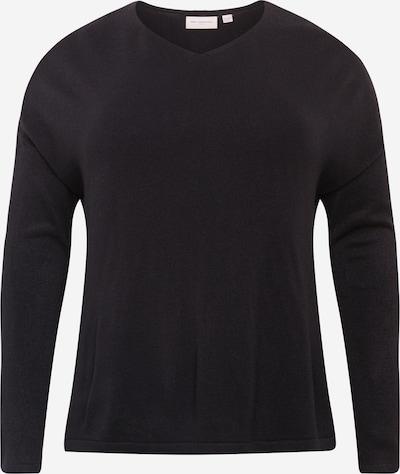 ONLY Carmakoma Pulover 'AMALIA' | črna barva, Prikaz izdelka