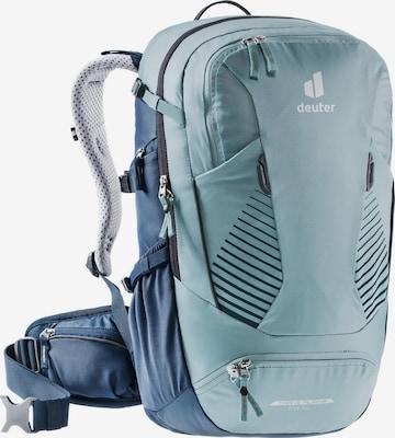 DEUTER Sports Backpack 'Trans Alpine 28 SL' in Blue