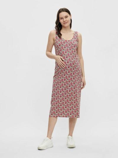MAMALICIOUS Kleid 'Alice' in mischfarben / pink, Modelansicht