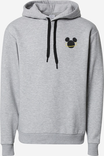 ABOUT YOU x Disney Sweat-shirt 'Luca' en gris chiné, Vue avec produit
