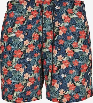 Shorts de bain Urban Classics en mélange de couleurs