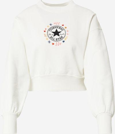CONVERSE Sweater majica 'CHUCK WANDER CREW ' u bež / miks boja, Pregled proizvoda
