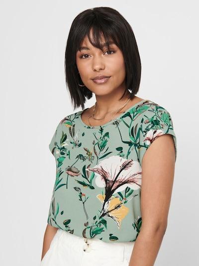 Bluză ONLY pe verde / mai multe culori, Vizualizare model