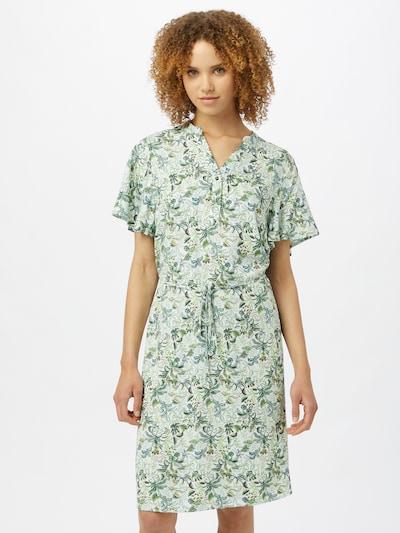 SAINT TROPEZ Kleid 'Galia' in mint / mischfarben, Modelansicht