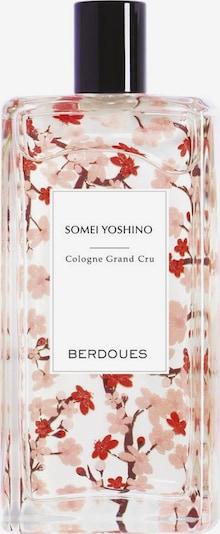 Berdoues Eau de Cologne 'Somei Yoshino' in transparent, Produktansicht