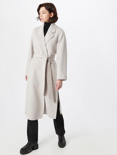 IVY & OAK Manteau mi-saison en gris clair, Vue avec modèle