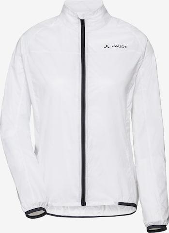 VAUDE Athletic Jacket 'Air III' in White