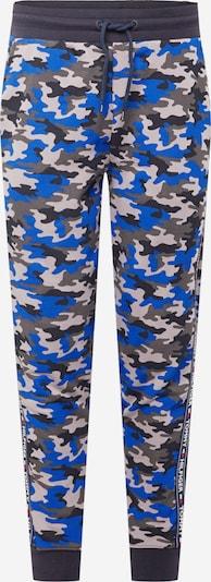 Pantaloni Tommy Hilfiger Underwear pe bej / albastru / maro / pământiu, Vizualizare produs