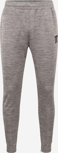 11 Degrees Pantalon en gris chiné, Vue avec produit
