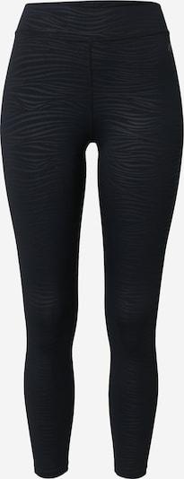 4F Pantalon de sport en anthracite / noir, Vue avec produit