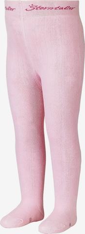 STERNTALER Tights in Pink