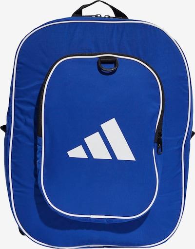 ADIDAS PERFORMANCE Rucksack in blau / weiß, Produktansicht