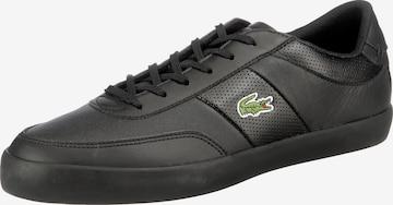 Sneaker bassa 'Court-Master' di LACOSTE in nero