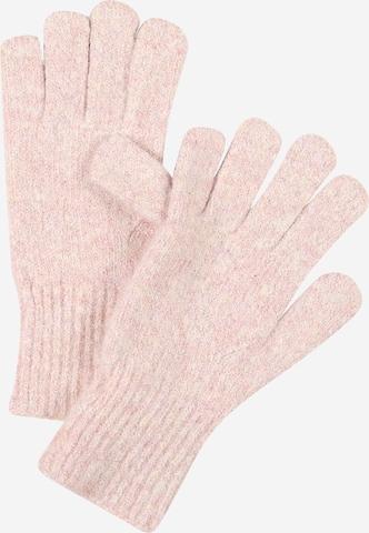 ONLY Sõrmikud 'LERKE', värv roosa