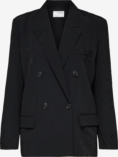 SELECTED FEMME Blazer 'Flow' en negro, Vista del producto