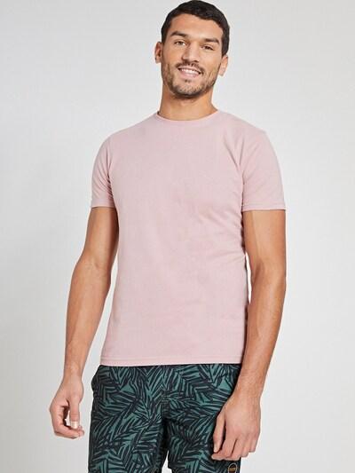 Shiwi Тениска 'Robbert' в антично розово: Изглед отпред