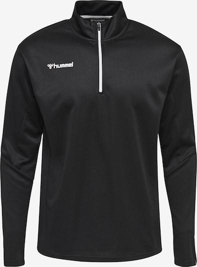 Hummel Shirt in schwarz / weiß, Produktansicht