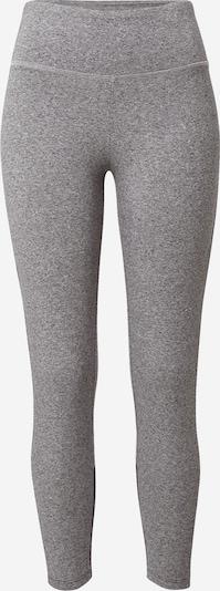 ESPRIT SPORT Sportske hlače u siva melange / crna, Pregled proizvoda