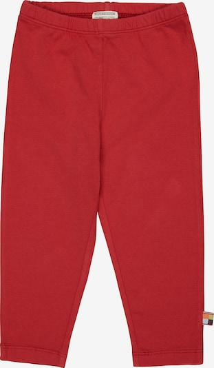 loud + proud Leggings in rot, Produktansicht