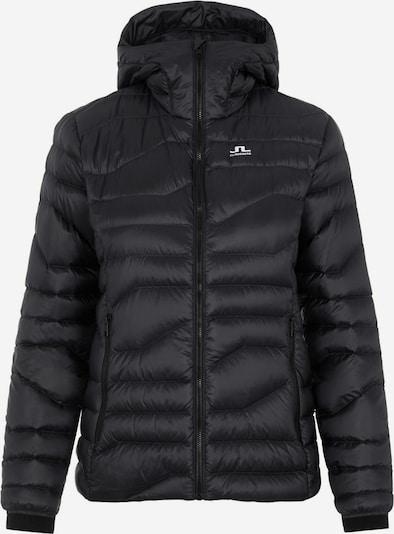 J.Lindeberg Jacke in schwarz / weiß, Produktansicht