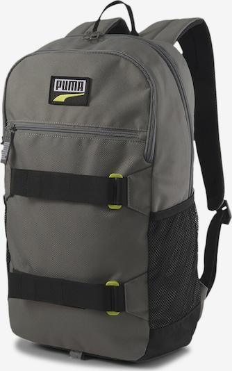 PUMA Rucksack 'Deck' in grau / schwarz, Produktansicht