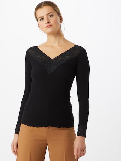 rosemunde Bluza u crna: Prednji pogled