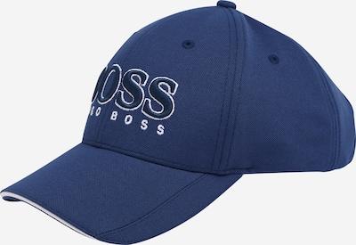 BOSS Cap in marine / weiß, Produktansicht