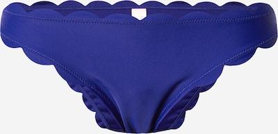 Hunkemöller Slip 'Scallop' in de kleur Blauw, Productweergave