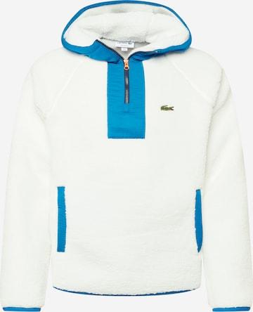 balts Lacoste Sport Sporta džemperis