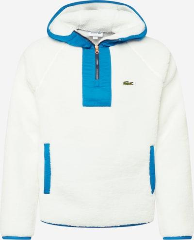 Hanorac sport Lacoste Sport pe albastru / verde / roșu / negru / alb, Vizualizare produs