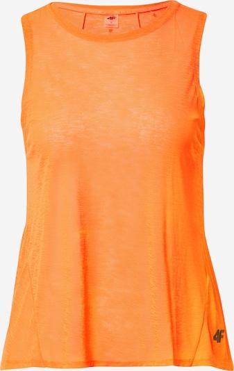 4F Sporttop in orange, Produktansicht