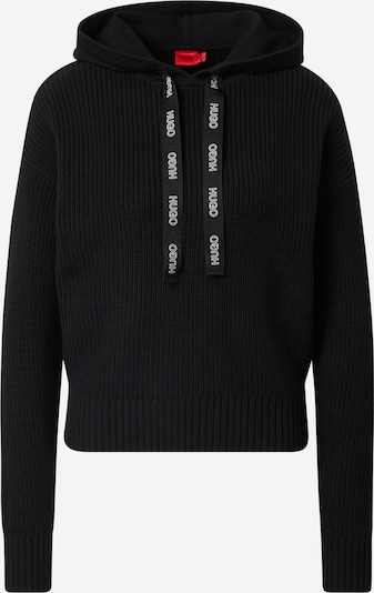 HUGO Sweater in Black, Item view