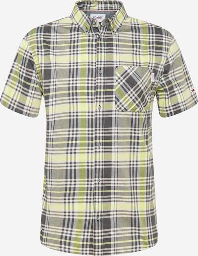 Tommy Jeans Košeľa - farba ťavej srsti / karí / čadičová / biela, Produkt