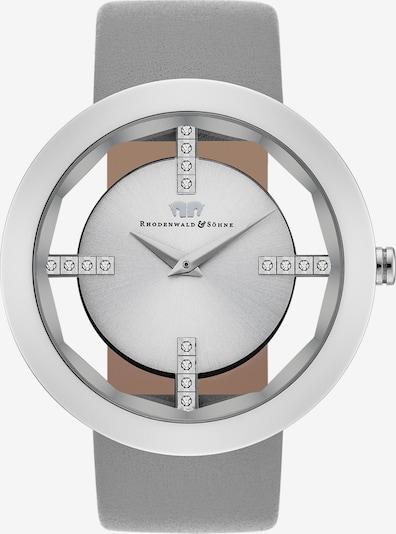 Rhodenwald & Söhne Analog-Armbanduhr 'Lucrezia' in grau, Produktansicht