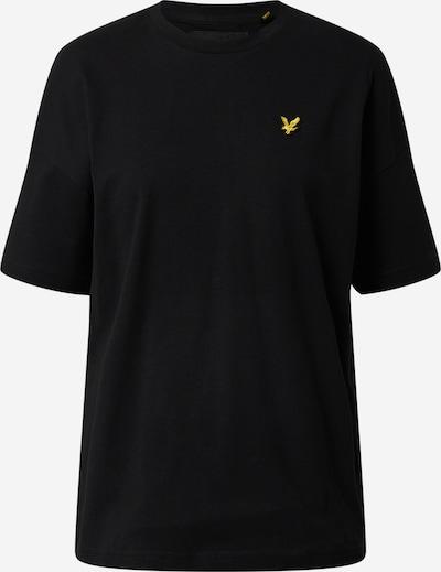 Maglietta Lyle & Scott di colore giallo / nero, Visualizzazione prodotti