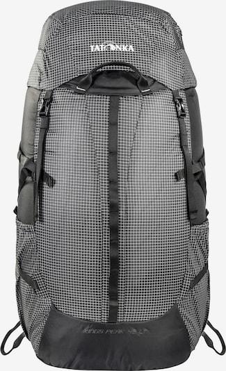 TATONKA Sportrugzak 'Kings Peak 45' in de kleur Grijs / Zwart / Wit, Productweergave
