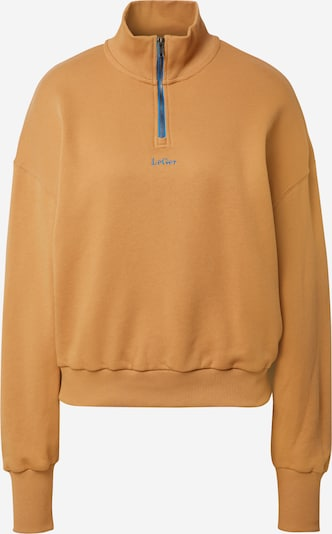 LeGer by Lena Gercke Sweat-shirt 'Stefanie' en curry, Vue avec produit
